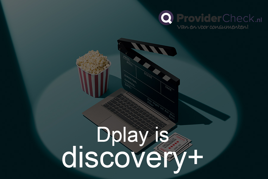 Dplay is nu Discovery Plus!