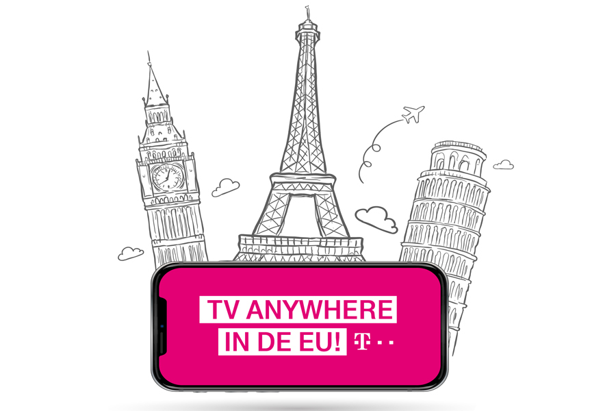 Wat is T-Mobile TV Anywhere?