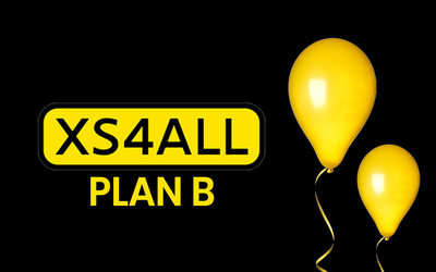 XS4ALL is klaar voor Plan B!