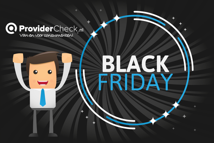Black Friday acties 2019