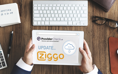 Software-update voor Ziggo Mediabox Next