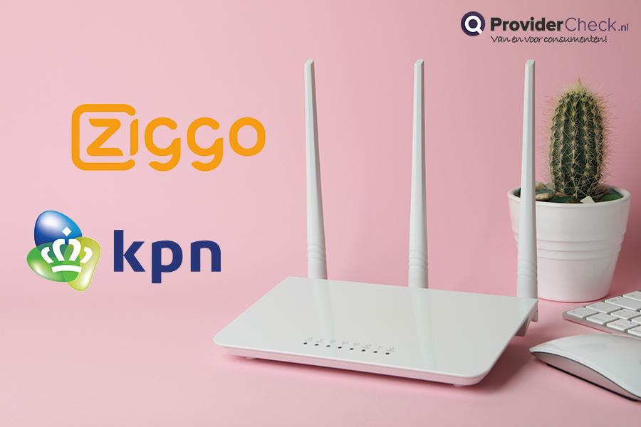 Wat te doen aan slechte wifi bij Ziggo of KPN | Providercheck.nl