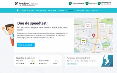 Wat is de speedtest?