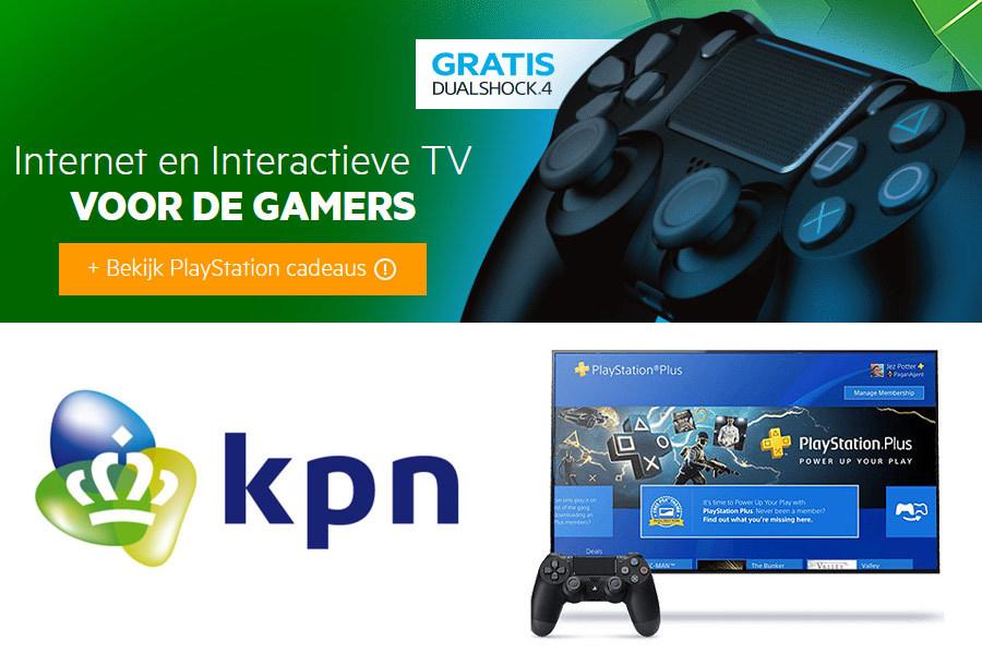Gratis Playstation 4 Cadeaus Bij Kpn Providerchecknl