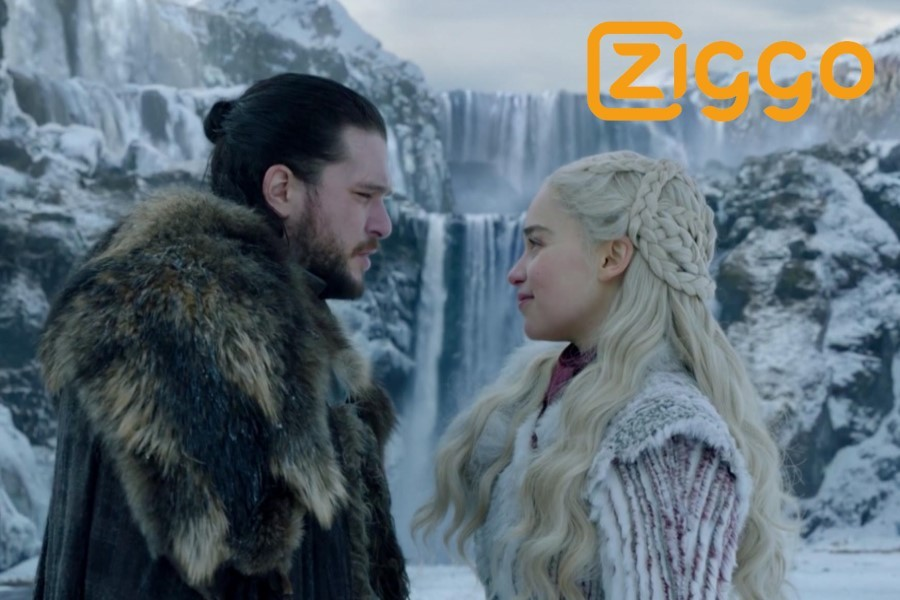 Nu alle Game of Thrones afleveringen bij Ziggo